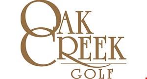 Oak Creek Golf logo