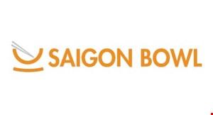 Saigon Bowl Vietnamese Eatery logo