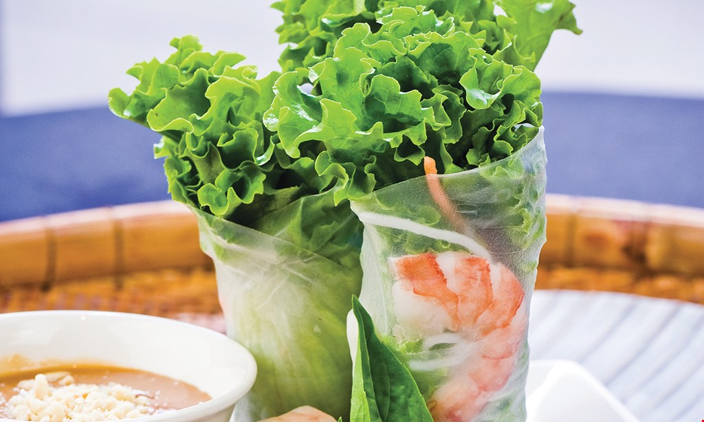 Product image for Saigon Bowl Vietnamese Eatery $10 OFF any purchase of $50 or more.