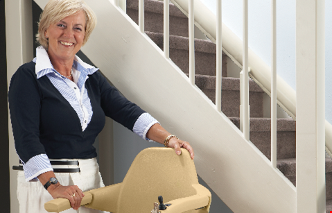 Product image for Next Level Accessibility Inc. $250 off any stair lift or modular ramp purchase
