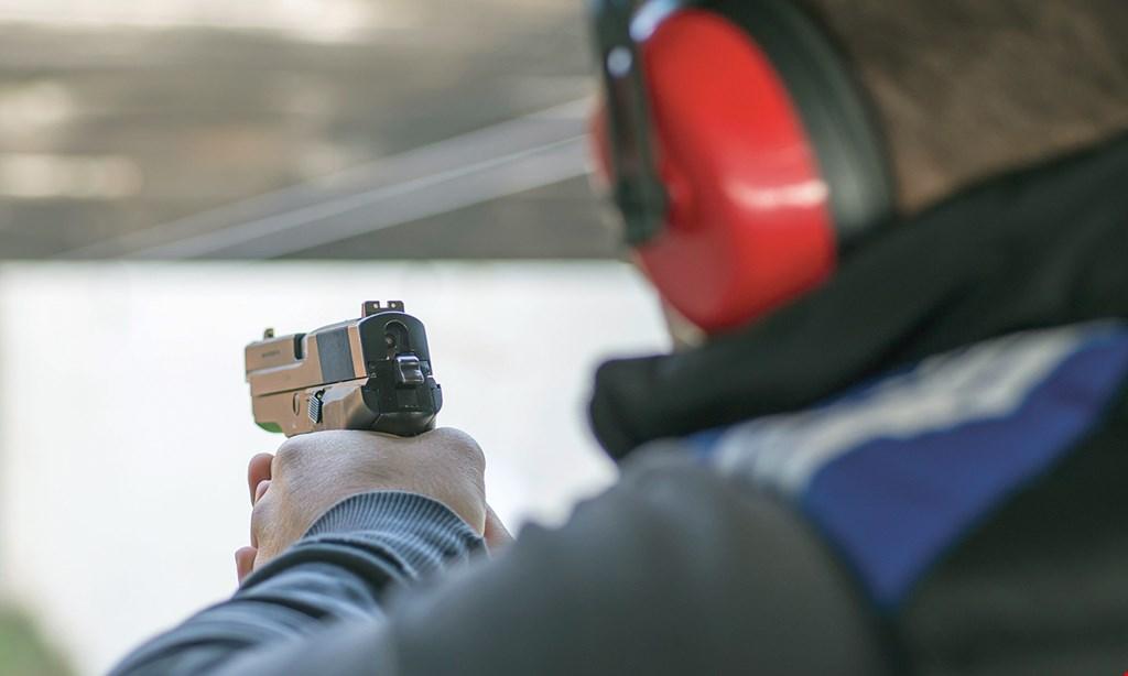 Product image for Georgia Gun Club Free gun rental & eye/ear protection