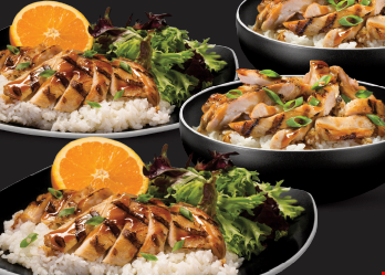 Product image for WaBa Grill 20% off any takeout purchase.