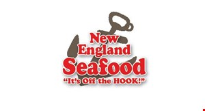 Product image for New England Seafood $10 For $20 Worth Of Seafood