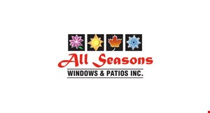 Product image for All Seasons Windows & Patios FREE WINDOW With purchase of 6 (Up to 84 UI or Less) 50% OFF Sliding Door  With purchase of 6 windows or more.