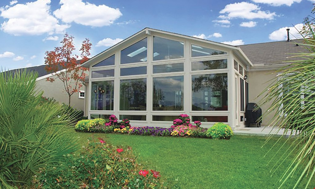 Product image for All Seasons Windows & Patios FREE WINDOW With purchase of 6 (Up to 84 UI or Less), 50% OFF Sliding Door With purchase of 6 windows or more.