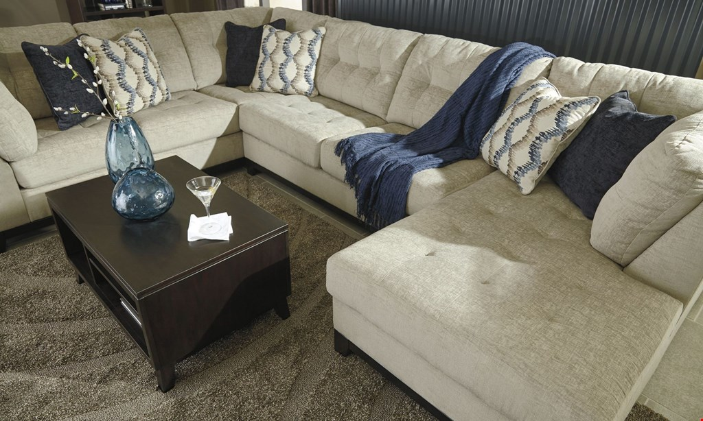 Product image for Tampa Furniture Outlet $50 OFF with purchase of $300