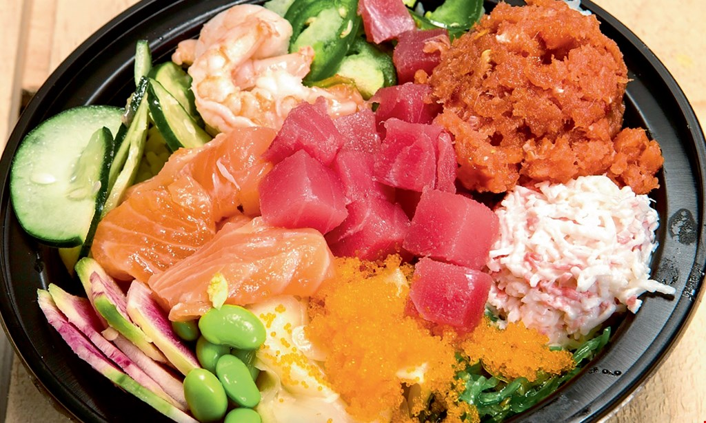 Product image for Poke Delight 20%off any takeout purchase