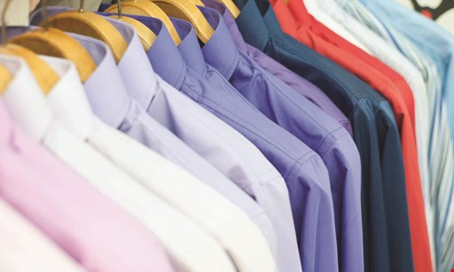 Product image for El Camino Cleaners Laundered Shirts $2.95 each