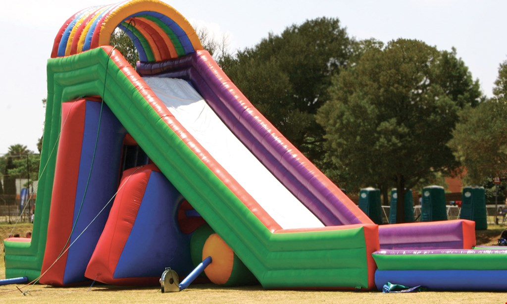 Product image for A1 Middletown Tents And Events, Inc INFLATABLE $50 Off weekday rentals OR $25 Off weekend rentals.