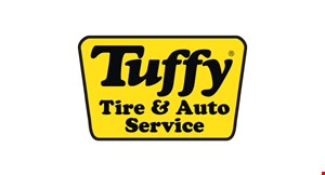 Product image for Delu Dba Tuffy Tire And Auto Of Clermont $10 off any service performed over $50. $20 off any service performed over $100. $100 off any service performed over $500.