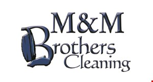 M & M Brothers Cleaning logo