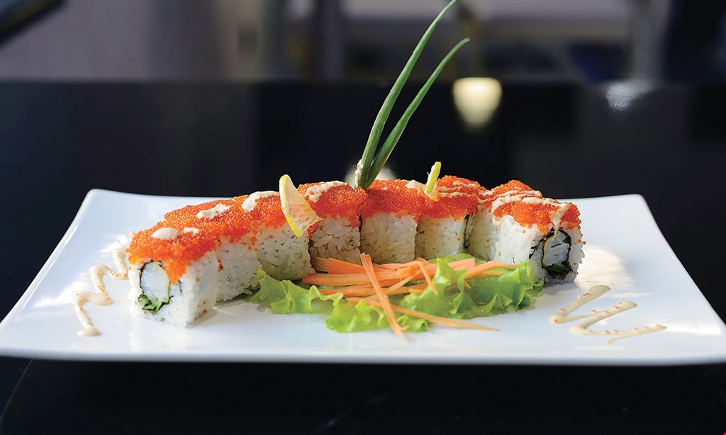 Product image for Misimi Hibachi. Sushi Fusion. Bar $5 off any purchase of $25 or more