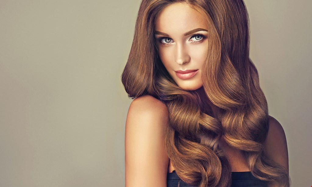 """Product image for Bella Lina Salon $49 color & cut special regrowth over 1 1/2"""" may be extra charge with selected stylists. excludes senior & designer stylist. Reg. $79."""