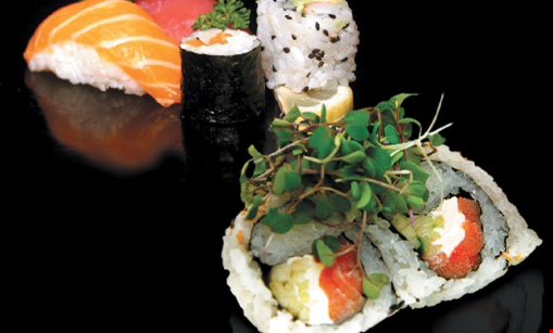 Product image for RB Sushi 30% OFF dine-in only.