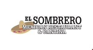 Product image for El Sombrero $10 Off any purchase of $50 or more