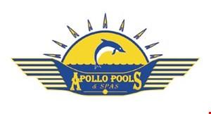 Apollo Pools And Spas logo