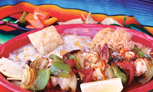 Product image for Marieta's Fine Mexican Seafood & Cocktails BREAKFAST BUY ONE ENTREE, GET 1 ENTREE FREE