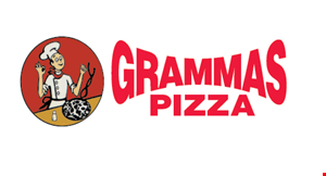 "Product image for Gammas PIzza $10.99 1 Large 15"" 3-Topping Pizza."