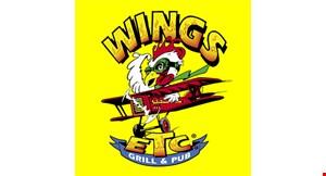 Wings Etc. - Wixom logo