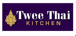 Twee Thai Kitchen logo