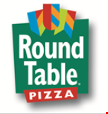 Product image for Round Table Pizza $10 OFF any 2 medium, large or xl pizza