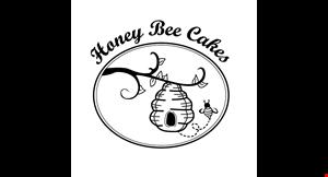 Honey Bee Cakes logo
