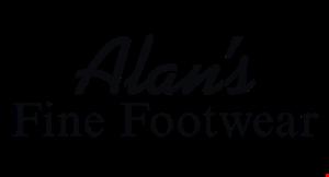 Alans Fine Footwear logo