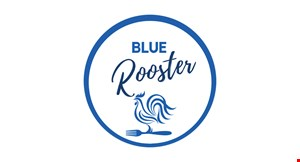 The Blue Rooster logo