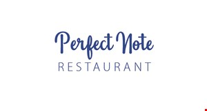Perfect Note Live Music & Dining logo