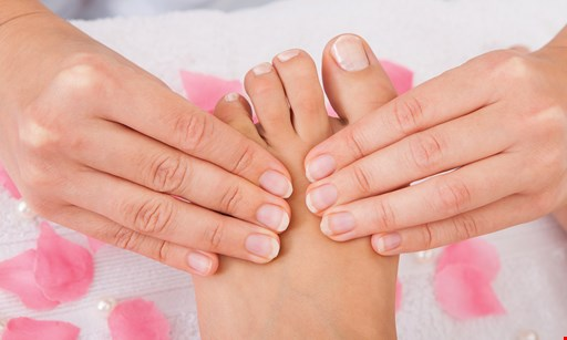 Product image for Diamond Nails $5 off spa pedicure