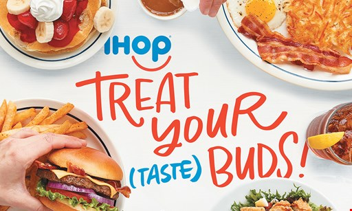 Product image for IHOP 20% OFF Entire guest Check