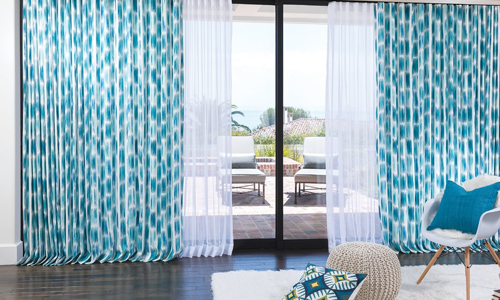 Product image for 3 Day Blinds Buy 1 Get 1 50% Off on Custom Blinds, Shades & Drapery.