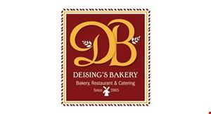 Deising's Bakery logo