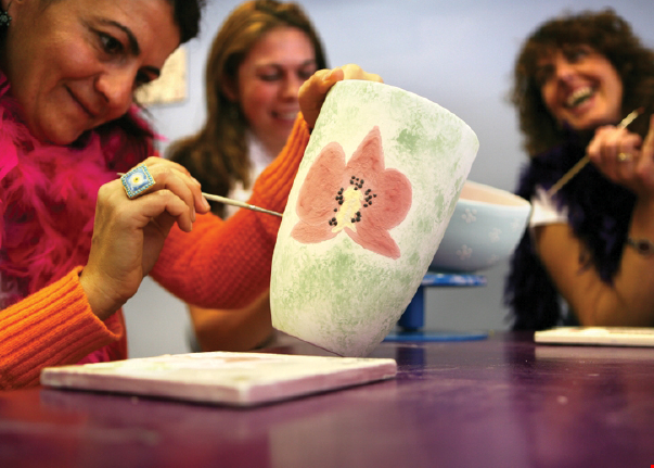 Product image for Crazy Glaze Ceramic Studio & Art Value $45 off a Full Week of Art Camp Pre-registration required.