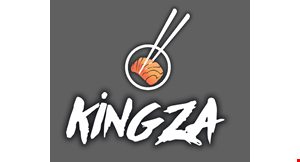 Product image for Kingza $10 Off any purchase of $50 or more not valid for take out and delivery · dine in only.