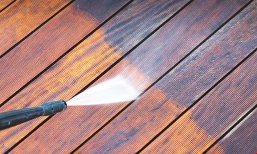 Product image for NTC Powerwash $100 OFF complete package full house wash, deck or fence wash, pavers and roof.