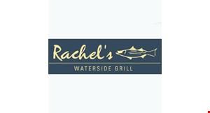Rachel's Waterside Grill logo