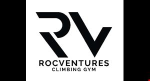 RocVentures Climbing Gym logo