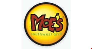 Moe's Southwest Grill - Oaks logo