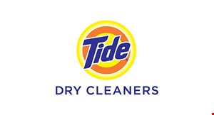 Tide Dry Cleaners - Rocky River logo