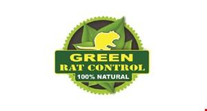 Green Rat Control logo