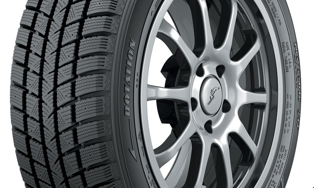 Product image for Jamie's Tire & Service $8.99 TIRE ROTATION