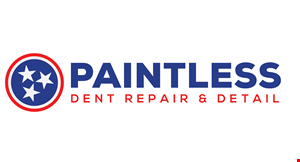 Product image for Paintless Dent Repair & Detail $25 OFF any service of $150 or more