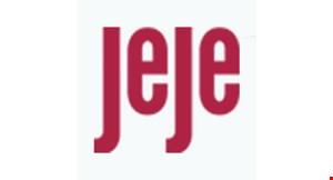 Jeje Chicken Mediterranean Grill - North Hollywood logo