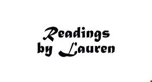 Psychic Readings By Lauren logo
