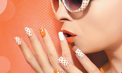 Product image for Nail Lounge & Spa $40 basic manicure & pedicure combo.