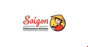 Saigon Vietnamese Kitchen logo