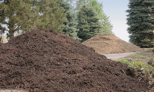 Product image for Camp Hill Forest Products 5% off your order of less than 5 yards of mulch or wood carpet only