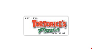 "Product image for Tortorices Pizza $3 OFF Any 18"" Pizza CODE: $3OFF. $2 OFF Any 16"" Pizza CODE:$2OFF. ."