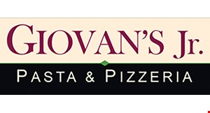 Product image for Giovan's  Jr. $10 For $20 Worth Of Italian Take-Out Cuisine